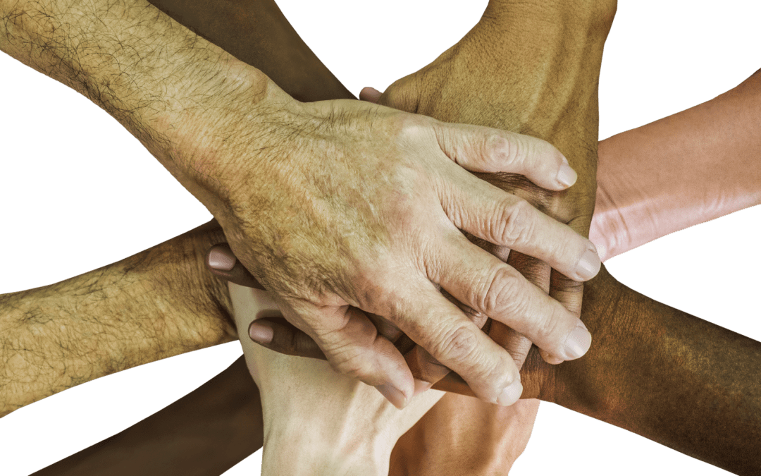 Roke skupaj. Vir: Pixabay