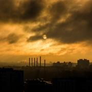 Industrijski dimniki. Vir: Pixabay