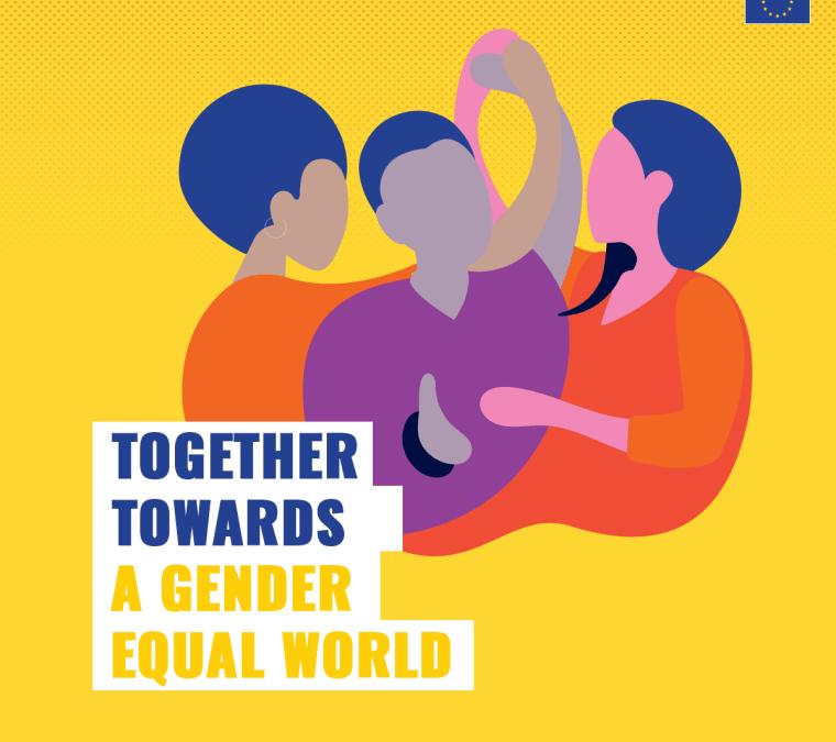 Vključitev akcijskega načrta za enakost spolov (GAP III) v process načrtovanja programov EU