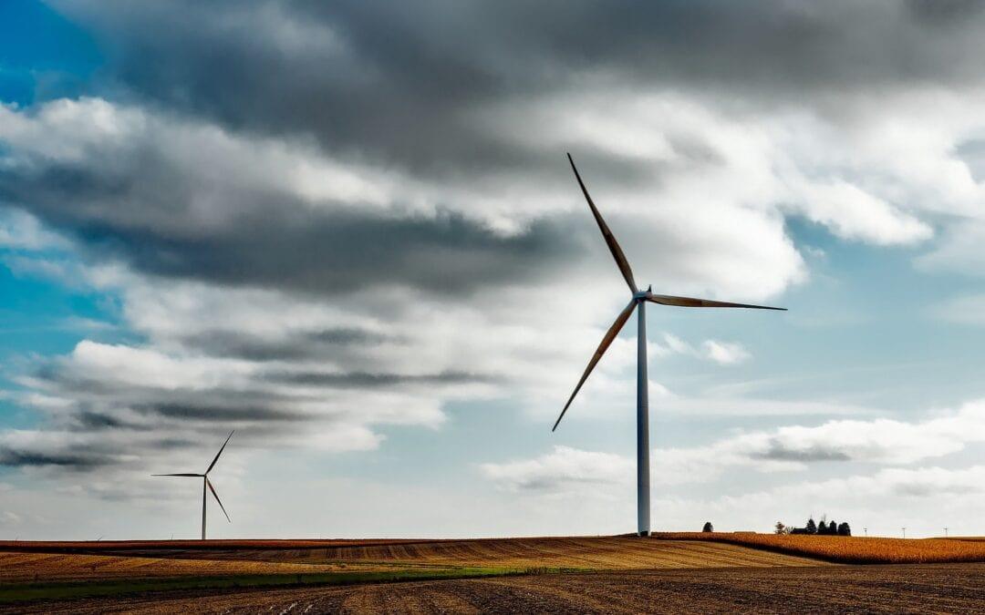 Vetrne turbine. Vir: Pixabay