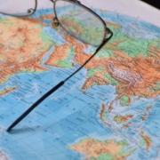 Svet, zemljevid. Vir: Pixabay