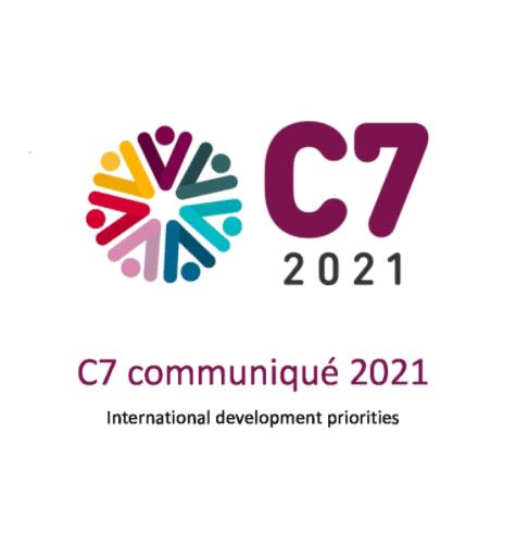 Priporočila civilne družbe voditeljem G-7 za oblikovanje bolj odprte in pravične družbe