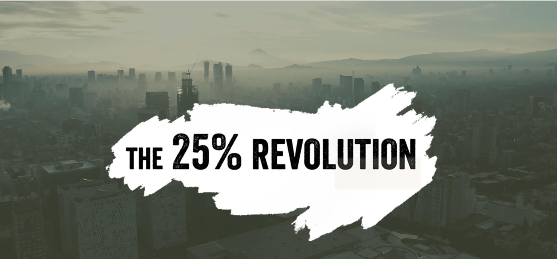 Revolucija 25 %