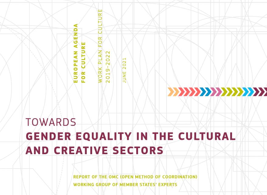 Izšlo poročilo za enakost spolov v kulturnih in ustvarjalnih sektorjih