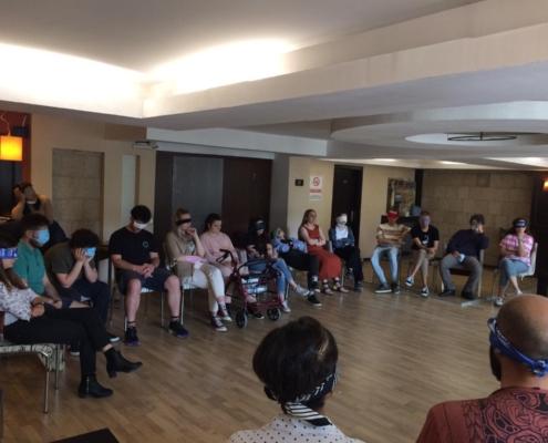 Disabled Fest, Ankara, 2021. Vir: DRPD NM