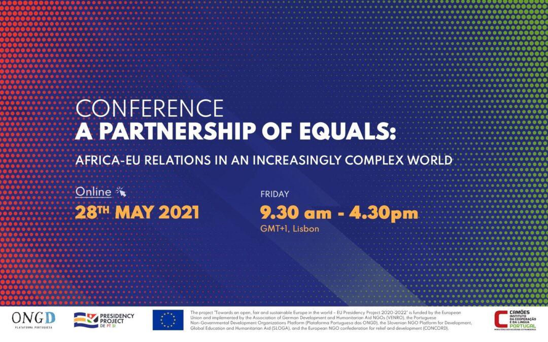 EU in Afrika: Partnerstvu enakih naproti
