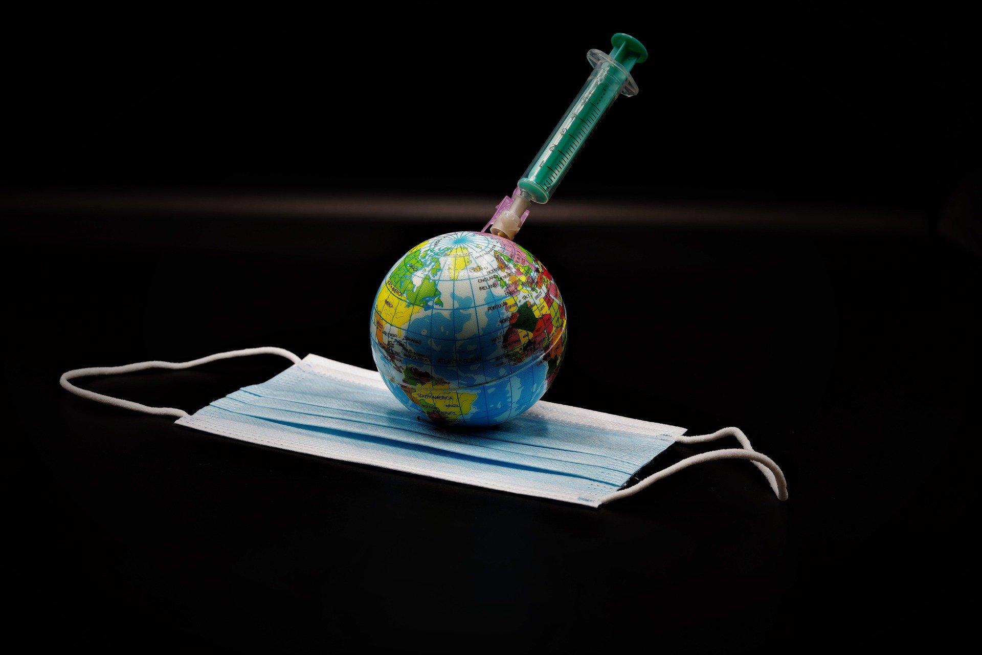 Cepljenje po svetu