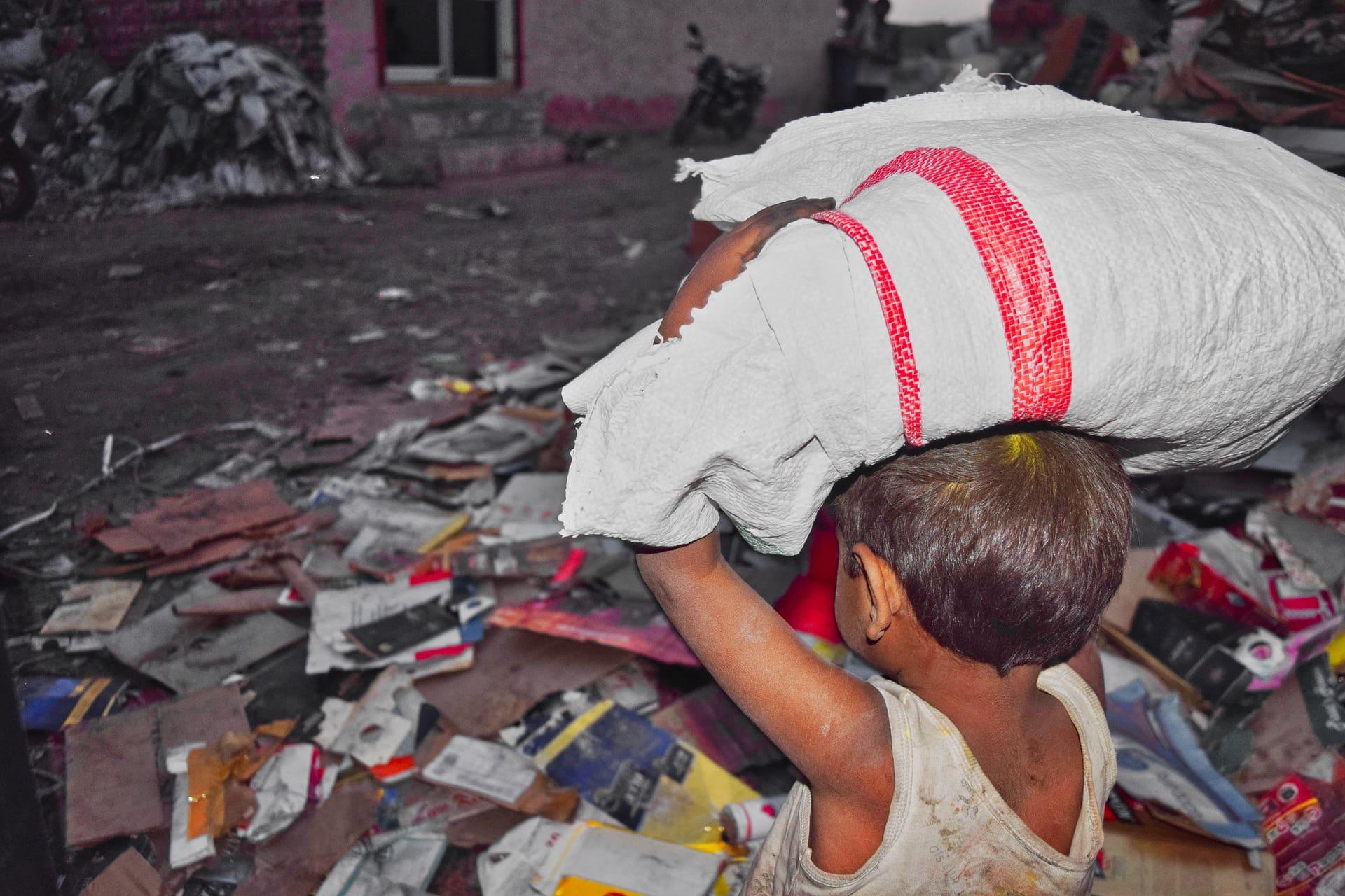 12. junij je dan boja proti otroškemu delu. Vir: Pixabay