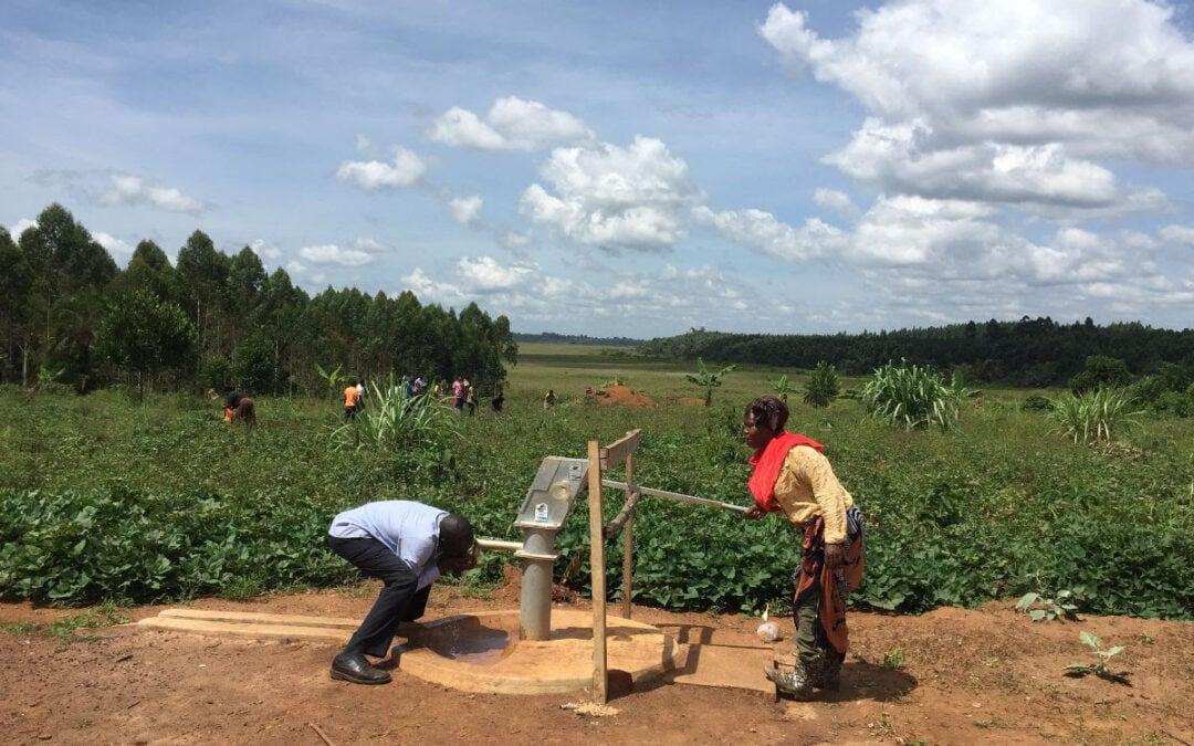 FER: Z vodo do dostojnega življenja, nov projekt v Ugandi