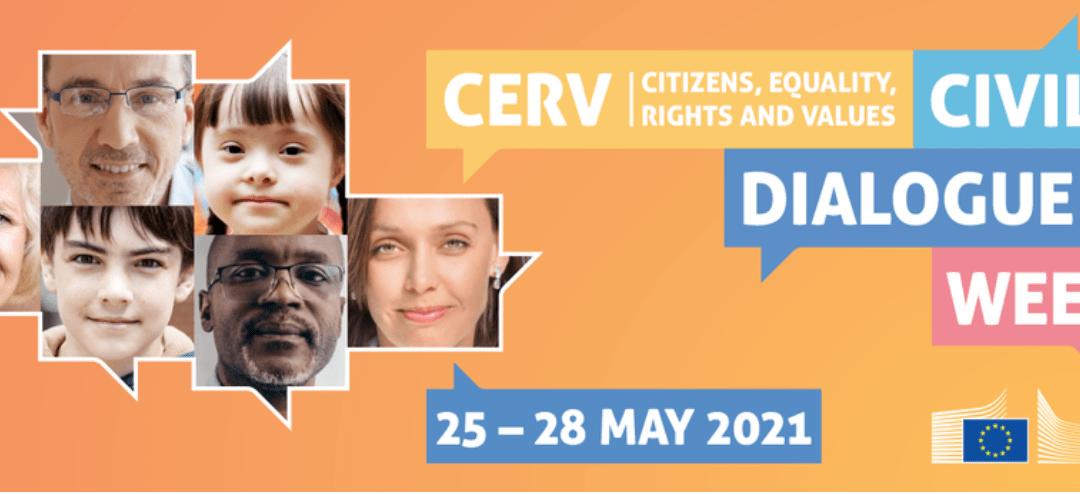 CERV – Teden dialoga civilne družbe 2021