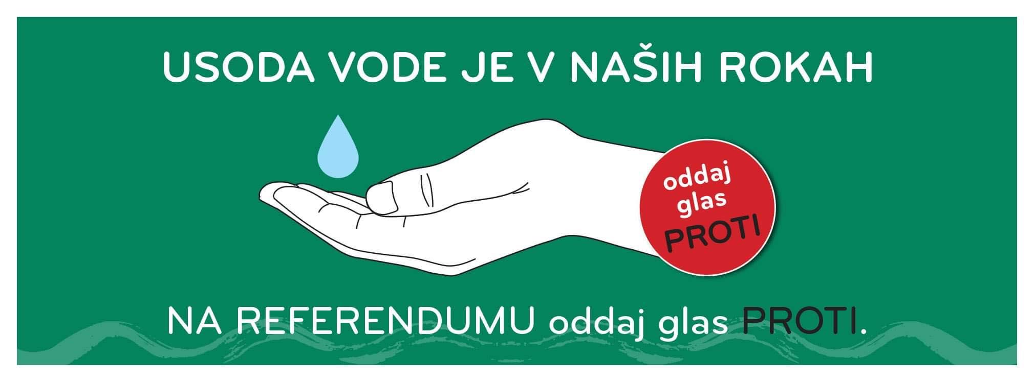 Poziv za glasovanje na referendumu