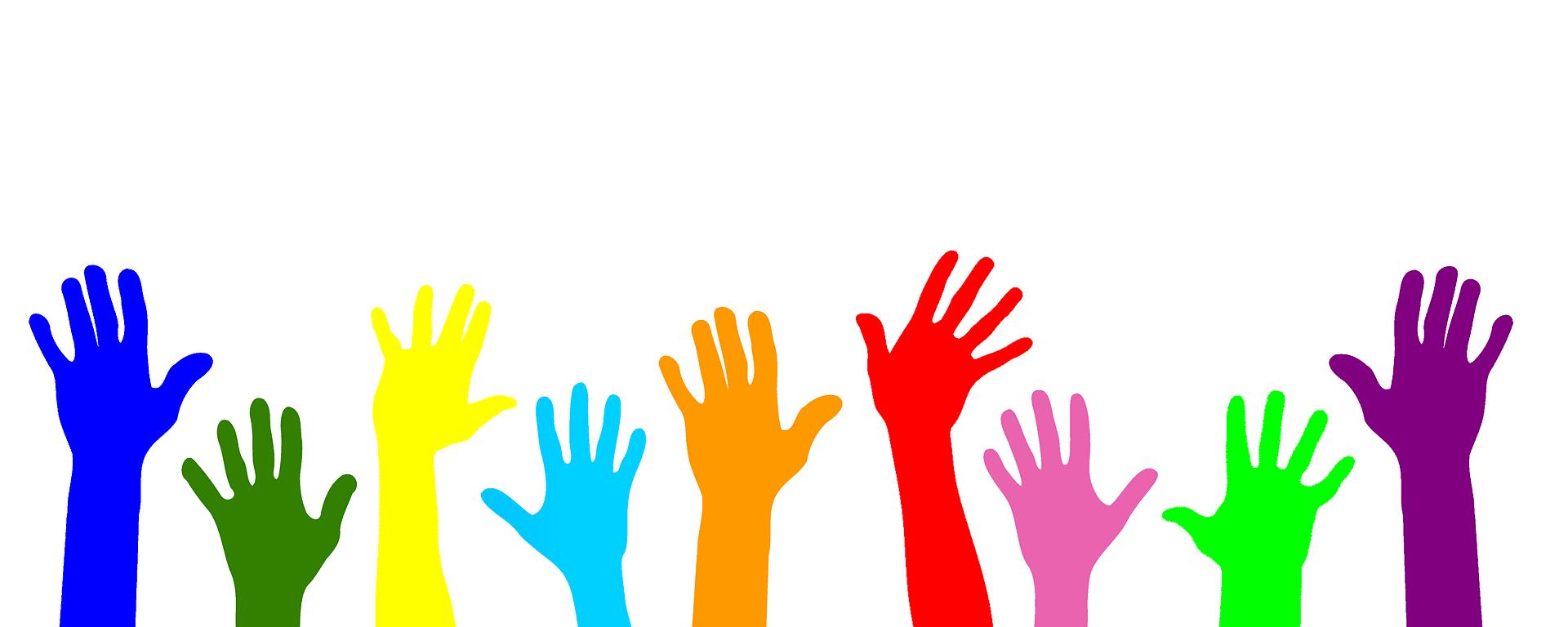 Prostovoljstvo. Vir: Pixabay