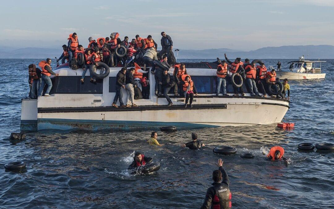 Več kot odstotek svetovnega prebivalstva so begunci