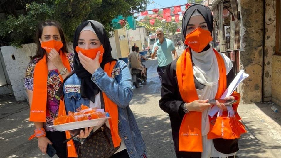 Make World Orange, akcija proti nasilju na podlagi spola v Libanonu