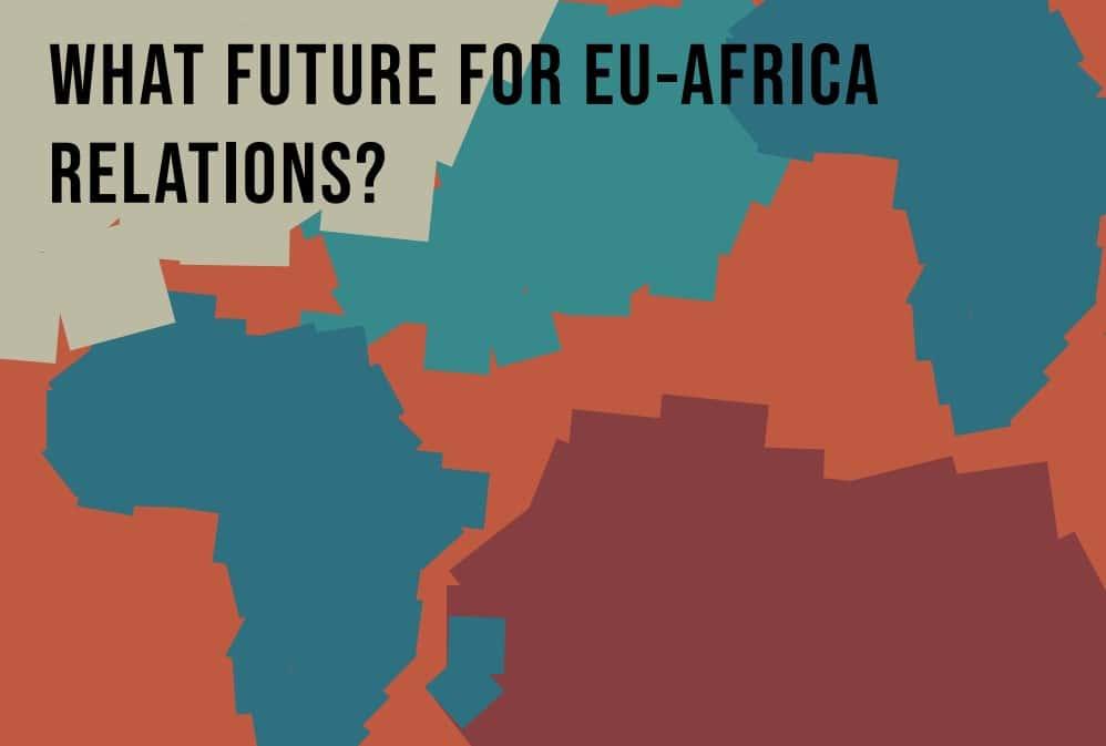 Afriška in Evropska unija: Tematska številka platforme ONGD