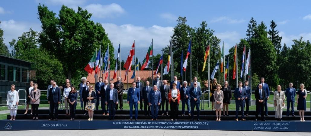 Evropske okoljske organizacije pozivajo k ambicioznemu predsedovanju
