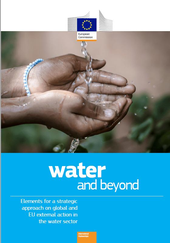 Naslovnica Water and Beyond