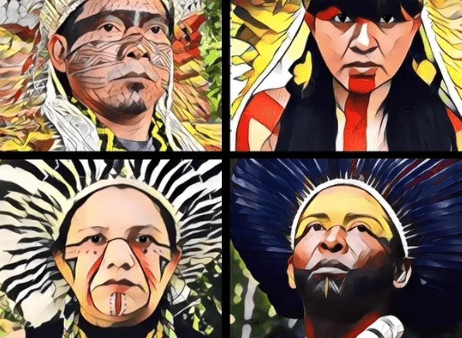 Podpri kampanjo za zaščito amazonskega pragozda in pravic staroselcev v Braziliji