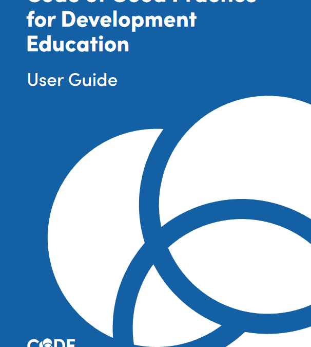 Code of Good Practice for Development Education: User Guide
