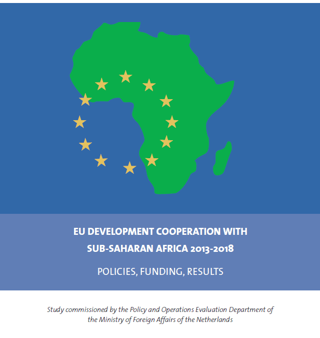 EU Development Cooperation with Sub-Saharan Africa 2013-2018