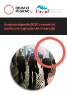 Izvajanje agende 2030 za enakost spolov pri migracijah in integraciji