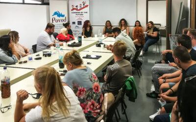 Mladi EU o izzivih časa v organizaciji zavoda POVOD