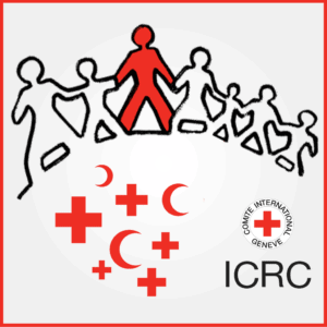 logotip ICRC Trace the FACE