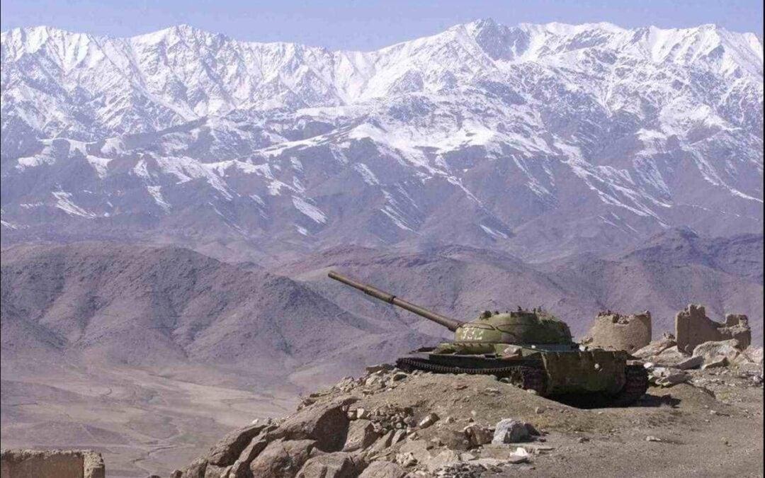 Afganistan. Foto: Wikimedia Commons