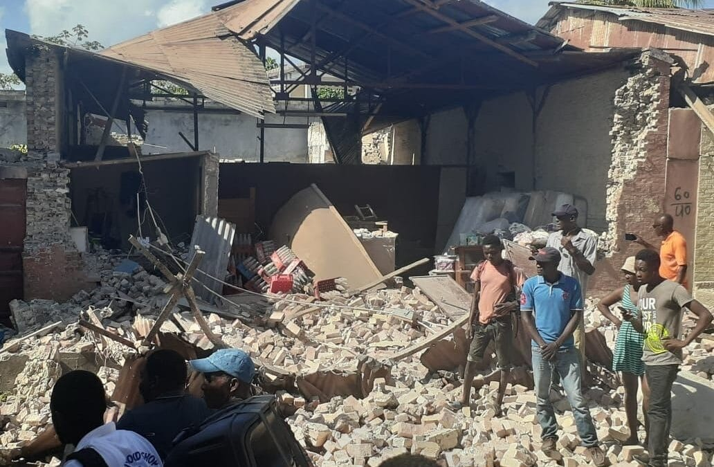 Slovenska karitas že zbira pomoč za Haiti