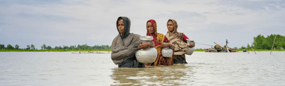 Svetovni dan humanitarnosti: Solidarni v boju proti podnebnim spremembam