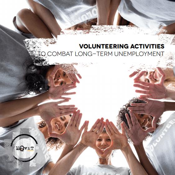 Volunteering activities to combat long-term unemployment