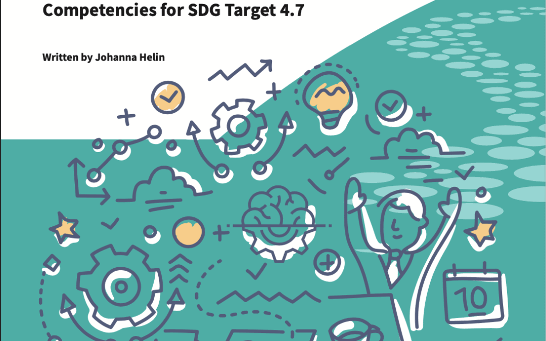 Transformative Competencies – How to Define and Implement Competencies for SDG Target 4.7