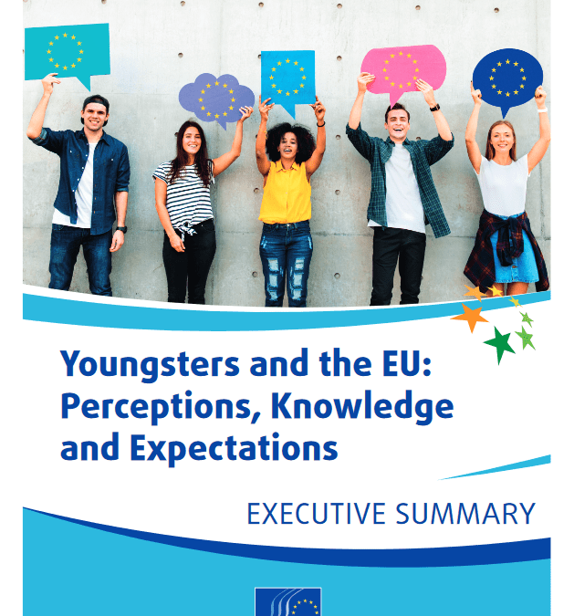 Youngsters and the EU: perceptions, knowledge and expectations: executive summary