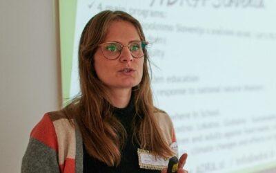 V obrazih nevladnikov Katja Kotnik, ADRA Slovenija