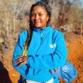Fenoarisoa, sodelavka WFP na Madagaskarju. Vir: FB WFP