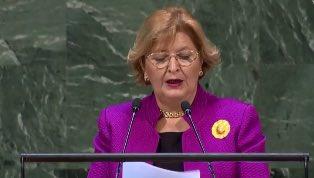 Darja Bavdaž Kuret imenovana za posebno predstavnico predsednika Generalne skupščine ZN