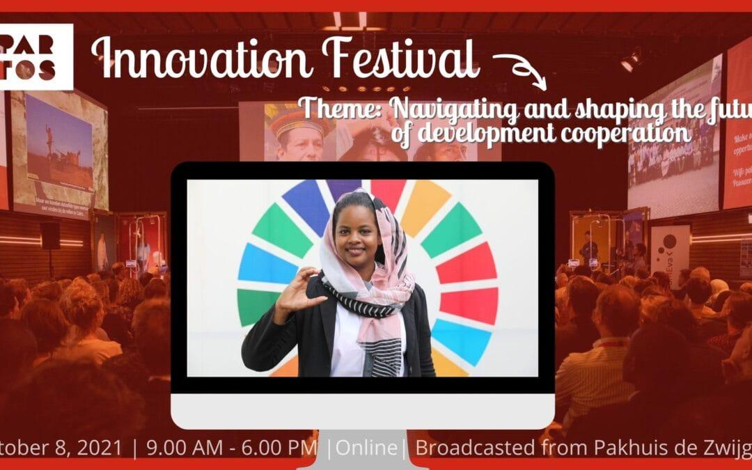 Sodelujte na festivalu inovacij na področju razvojnega sodelovanja!