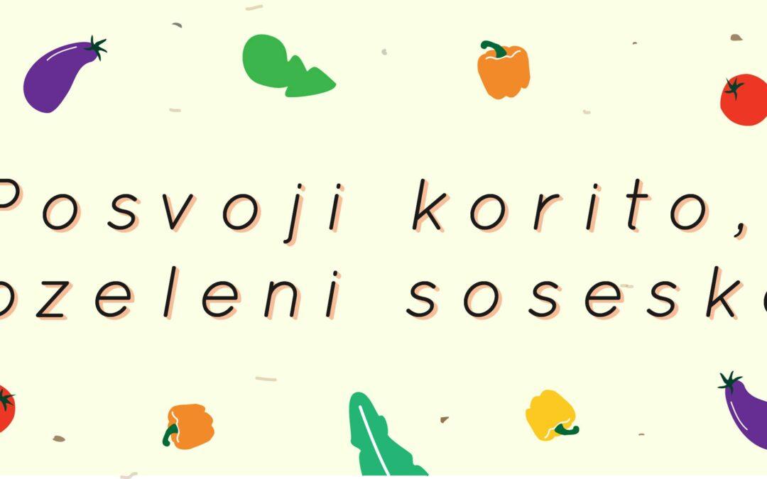 V Ljubljani delujejo Koritarji