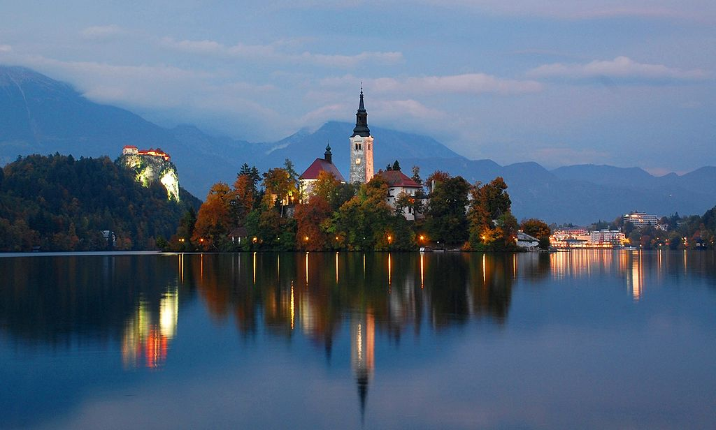 Blejsko jezero. Foto: Wikimedia Commons