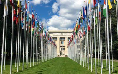 Slovenija na srečanju Skupine za globalno upravljanje