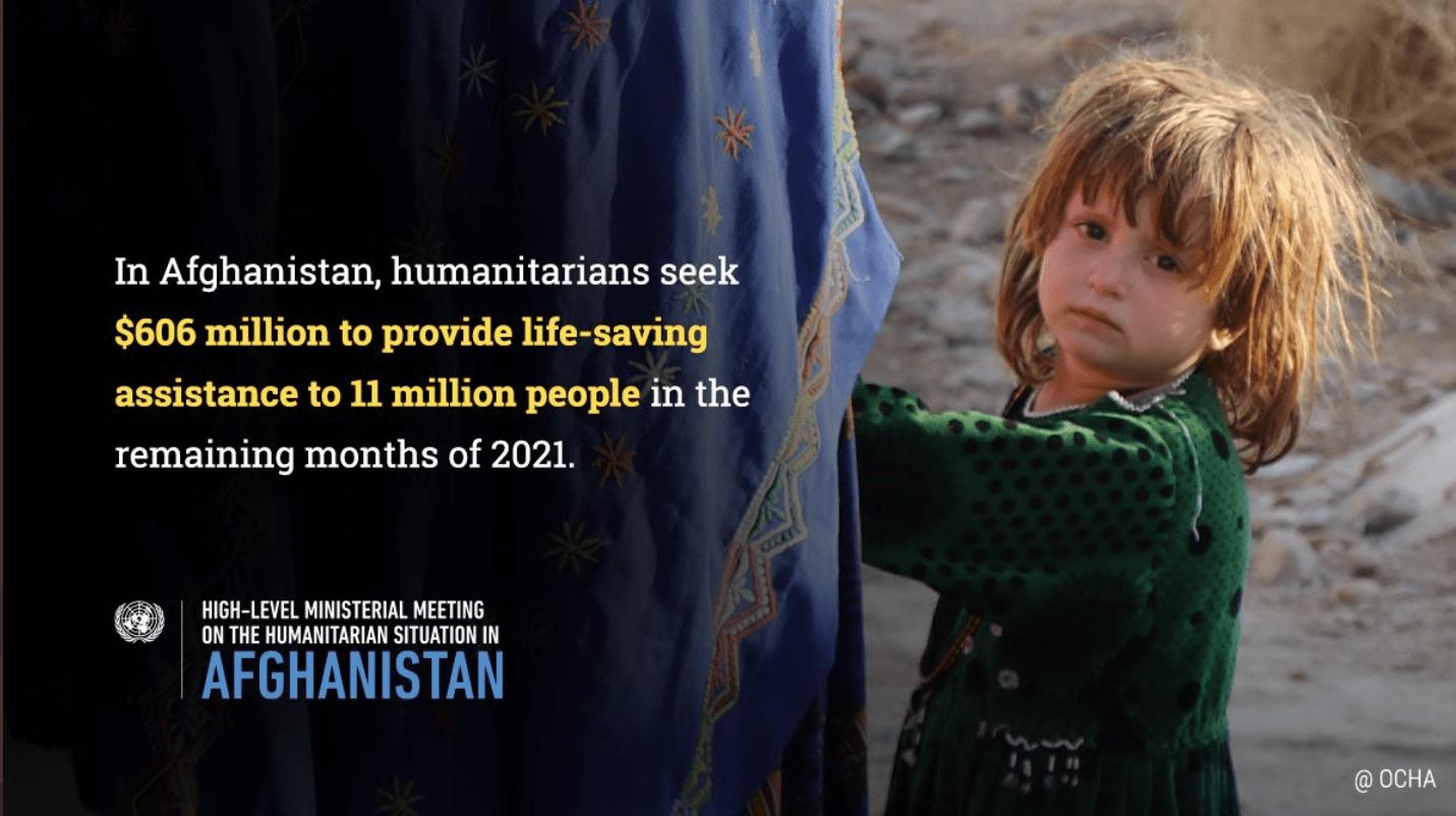 Eden od treh Afganistancev ne ve, kje bo dobil naslednji obrok