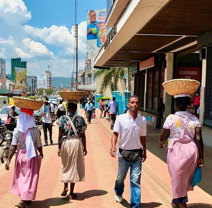 Mesto Kisumu rešuje težave z odpadki