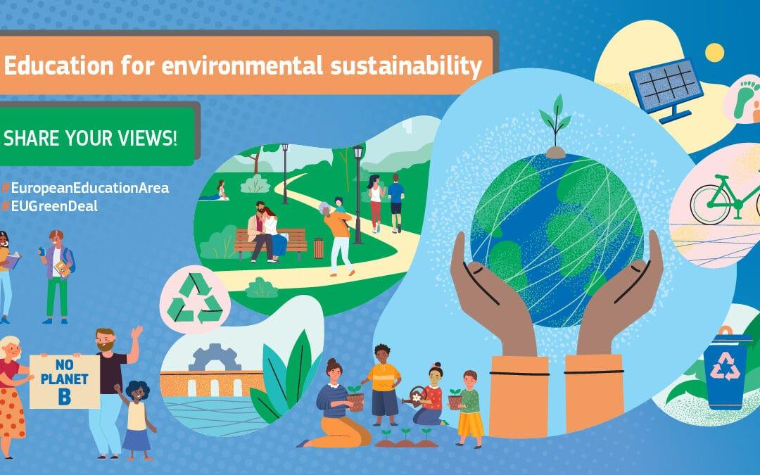 SLOGA je sodelovala v posvetovanju o izobraževanju za okoljsko trajnost