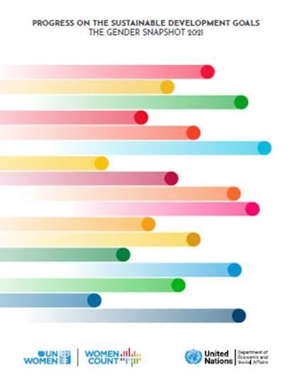 Progress on the Sustainable Development Goals: The gender snapshot 2021