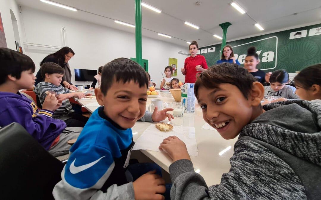 Romska postaja Združenja EPEKA