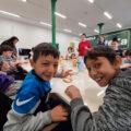 Na Romski postaji so številna izobraževanj in delavnice namenjenim otrokom in mladim. Foto: EPEKA