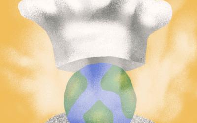 Umanotera izdala Babičino podnebno kuharico