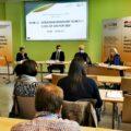 Mednarodna konferenca o uradni razvojni pomoči. Foto: SLOGA