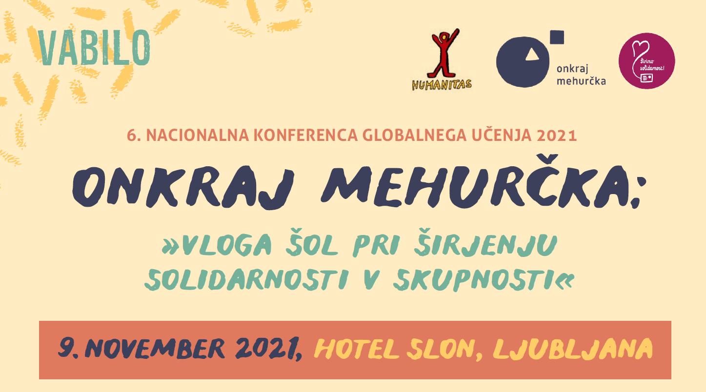 Nacionalna konferenca globalnega učenja