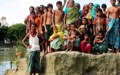 Zaščita podnebno ranljivih skupnosti